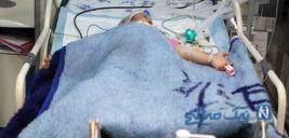 زهرای ۳ ساله تهرانی به خاطر نبود تخت خالی در بیمارستان جان داد! +عکس