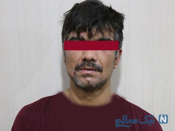 اعتراف های هولناک کفتار سیاه تهران که به دختر بچه ها هم رحم نکرد +عکس