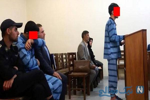 ماجرای قتل هولناک زن امریکایی توسط جوان ایرانی در تهران + عکس