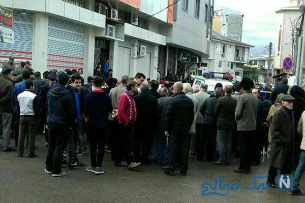 ناگفته های وحشتناک خودکشی مادر و فرزند تهرانی در شب چهلم پدرش +عکس
