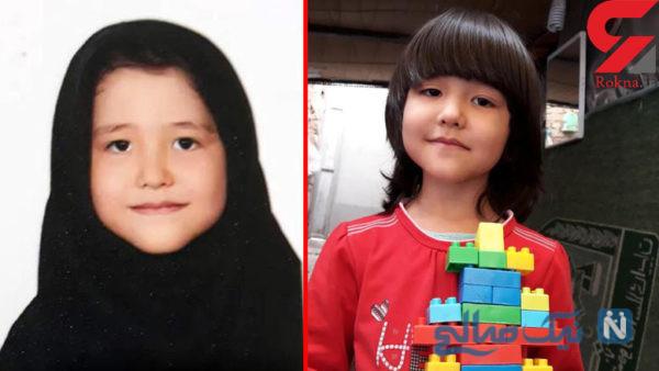 ناپدید شدن دختر بچه