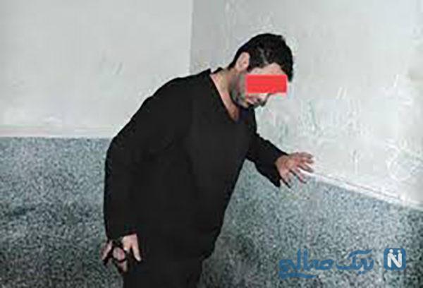 قاتل بی رحم پسر بچه ۴ ساله آتیلا کوچولو که حاصل ازدواج سفید بود اعدام شد +عکس