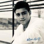 صحنه تصادف دلخراش نوید محمدی جوان قهرمان کاراته المپیک +تصاویر