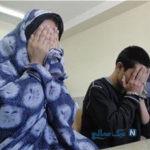 اعدام عروس خیانتکار و قاتل در تهران که دل به مرد غریبه بسته بود +عکس