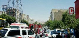 ظهر امروز در آرایشگاه زنانه شرق تهران چه اتفاقی افتاد؟! +عکس