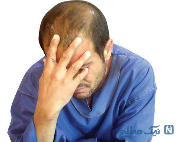 اعتراف های دلخراش عامل قتل های سریالی مشهد در پاتوق سیاه +عکس هولناک
