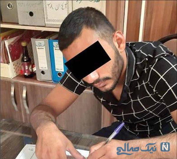 قصه تلخ آسنا دختر بچه دو ساله قربانی سنگ پران مست در مشهد +تصاویر