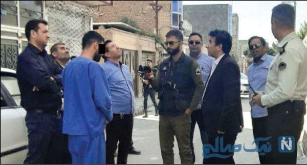 جنایت مسلحانه مشهد
