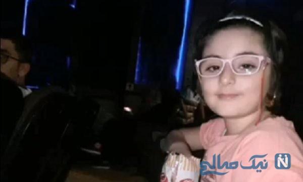 دختری هفت ساله