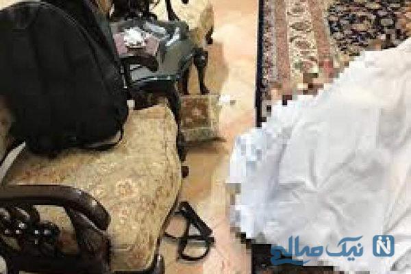 ناگفته هایی از قتل خانم معاون در تهران توسط مرد همسرکش +عکس