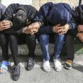 آزار و اذیت دختر تهرانی در باغ باقرشهر و دستگیری ۴ مرد متجاوز به او +عکس