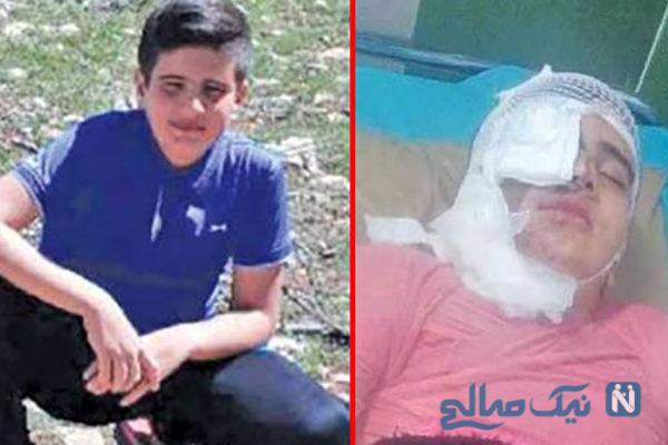 اسیدپاشی در کرمانشاه