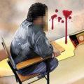 قاتل دوئل عشقی بخشیده شد تا ظهر عاشورا در تهران عزاداری کند +عکس