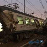 جزئیات تازه از حادثه قطار زاهدان تهران و تعداد جانباختگان آن +تصاویر