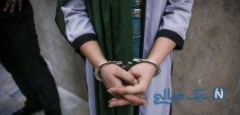 انهدام باند زورگیری به ریاست دختری ۲۰ ساله در نارمک +عکس