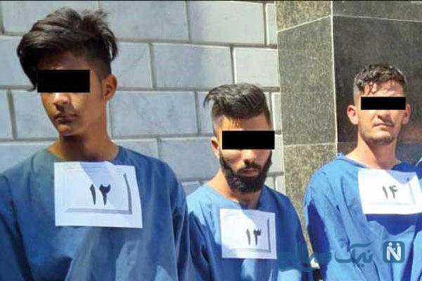 اعترافات وحشتانک سرکرده گربههای وحشی مشهد که چند ساعت قبل از ازدواجش دستگیر شد +عکس