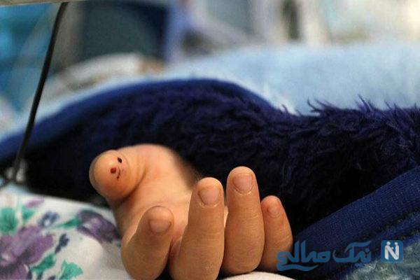 مرگ تلخ دختر بچه ۴ ساله بندری در انبارهای عمومی تهران +عکس