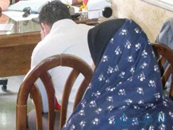 اعترافات زن خیانتکار به همسرش باعث جنایتی هولناک در ورامین شد