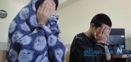 جنایت جوان دانشجو تهرانی با وسوسه های زن خیانتکار +عکس