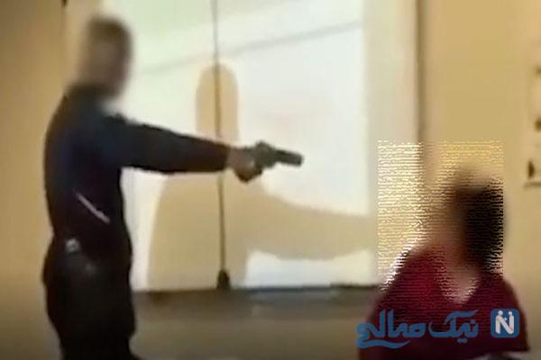 شلیک مرگ خواستگار بدبین در آرایشگاه زنانه به عمه و دختر عمه اش +عکس