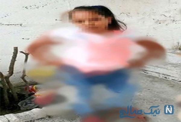باردار شدن دختر 12 ساله