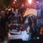 ماجرای تلخ زنده زنده سوزاندن جوان گرگانی در خودرو سراتو