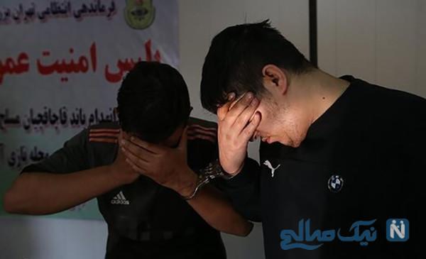 تیراندازی در مسعودیه تهران