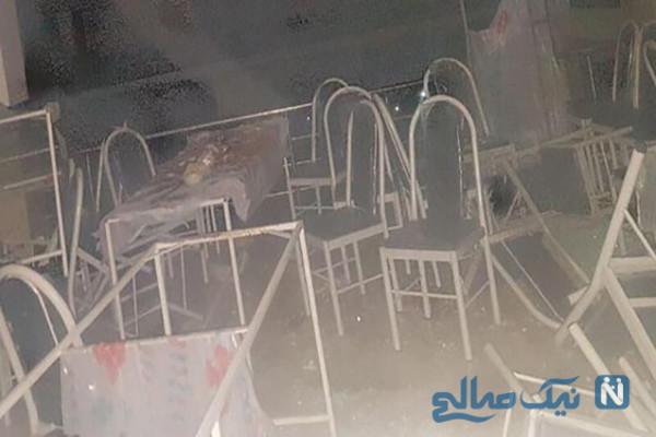 روایت شاهدان عینی از عروسی مرگبار سقز و اسامی کشته شدگان