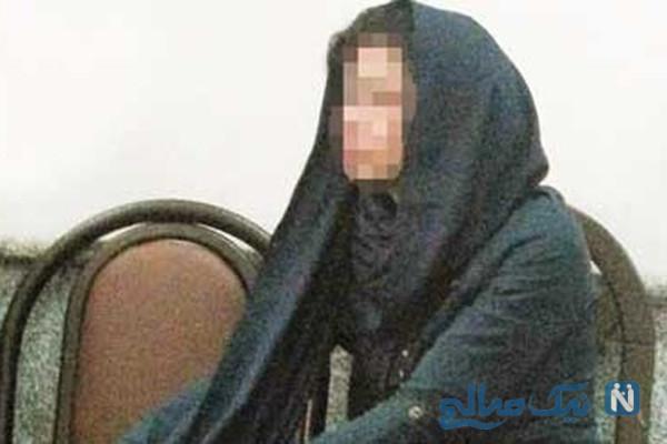 پنجههای خون آلود بیوه زن معروف به سلطان به قتل آدم ربایی و پاره کردن لاله گوش دختران