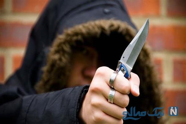 چاقوکشی عروس ۱۸ ساله برای طعمه هایش در تهران