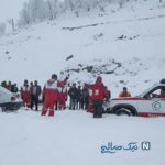 اولین تصویر دلخراش کوهنورد جان باخته در سقوط بهمن توچال