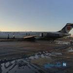 جزئیات خروج هواپیما از باند فرودگاه در بندرماهشهر با ۱۳۵ مسافر