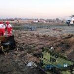 سقوط هواپیمای اوکراینی در شهریار و کشته شدن ۱۷۶ نفر +عکس و فیلم