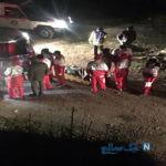 واژگونی مرگبار اتوبوس در سوادکوه و مرگ مادر باردار و ۶ کودک در بین ۱۸ کشته