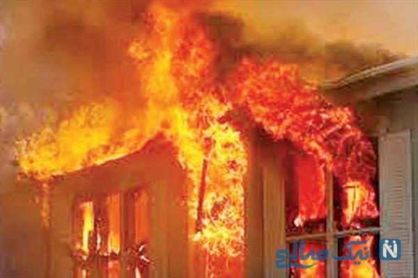 مرگ مشکوک نوعروس جوان تهرانی در میان شعله های آتش