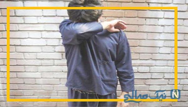 مرد جنایتکار در تهران