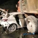 جزئیات مرگ وحشتناک زن جوان در تصادف نیمه شب اتوبان شهید بابایی