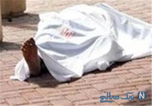 تصویر وحشتناک اسکلت سوخته پسر جوان با دندان های تمام لمینت در جنوب تهران