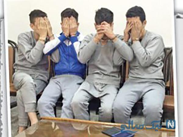 شکنجه مرگبار سارقان