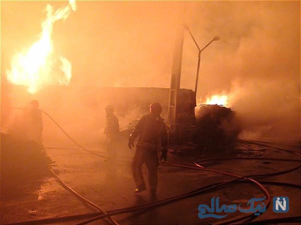 آتش سوزی عمدی دردناکترین قتل آتشین در قرنطینه کرونای تهران را رقم زد