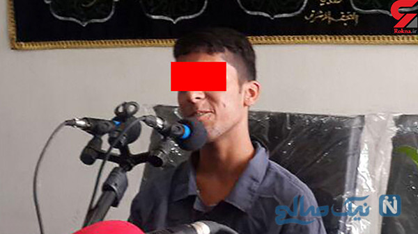اعدام خواننده زیرزمینی