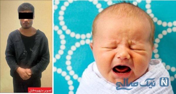 گریه های یک نوزاد