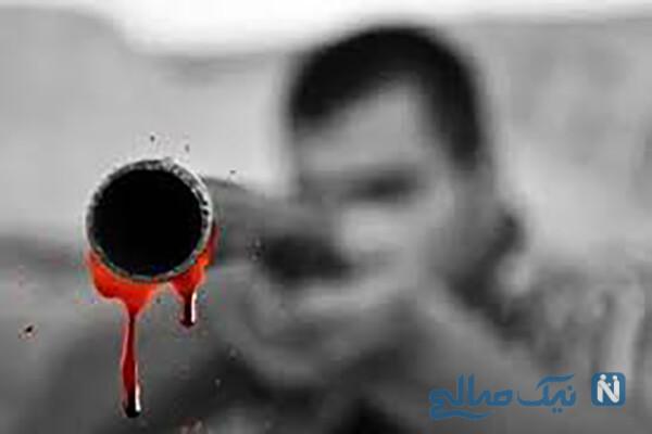 به رگبار بستن مرد همسایه و انگیزه مشکوک پسر جوان عامل جنایت در تهران
