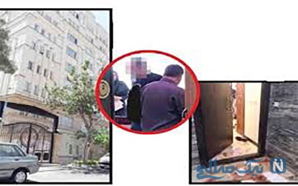جنایت در غرب تهران