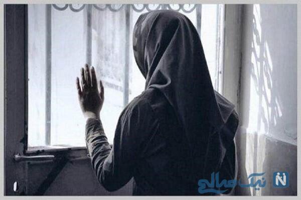 دختر جوان مشهدی