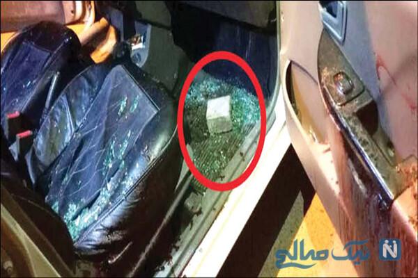 مرگ آسنا کوچولو در مشهد با سنگ پرانی وحشتناک جوان مست
