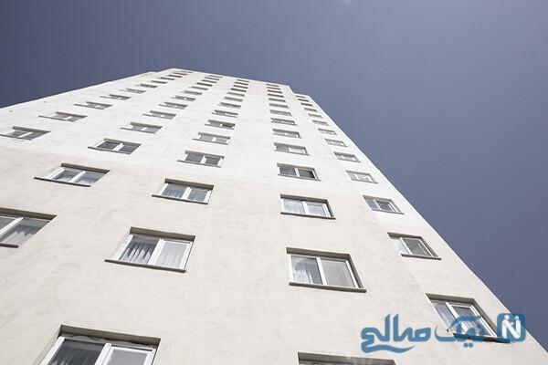 راز سقوط مرگبار فاطمه ۱۶ سال از طبقه ۱۱ برج پرند از زبان مادرش