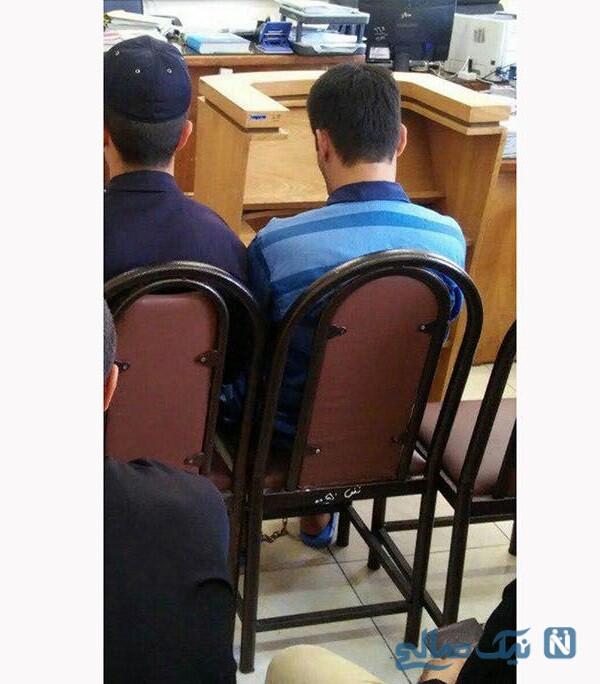 دستگیری داماد قاتل