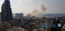 جزئیات تازه از انفجار بیروت به روایت رسانه ها و تصاویر دیده نشده