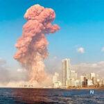 انفجار مهیب بیروت و فرضیه ها در مورد پشت پرده آن